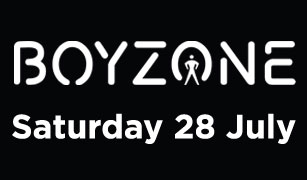 Boyzone to play York Racecourse