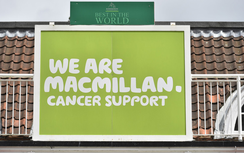 The Macmillan Charity Raceday