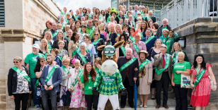 Macmillan Charity Raceday at York Racecourse raises a record total of over £640,000