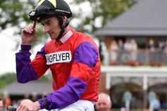 Jockey Danny Tudhope has high hopes this weekend with York form to follow